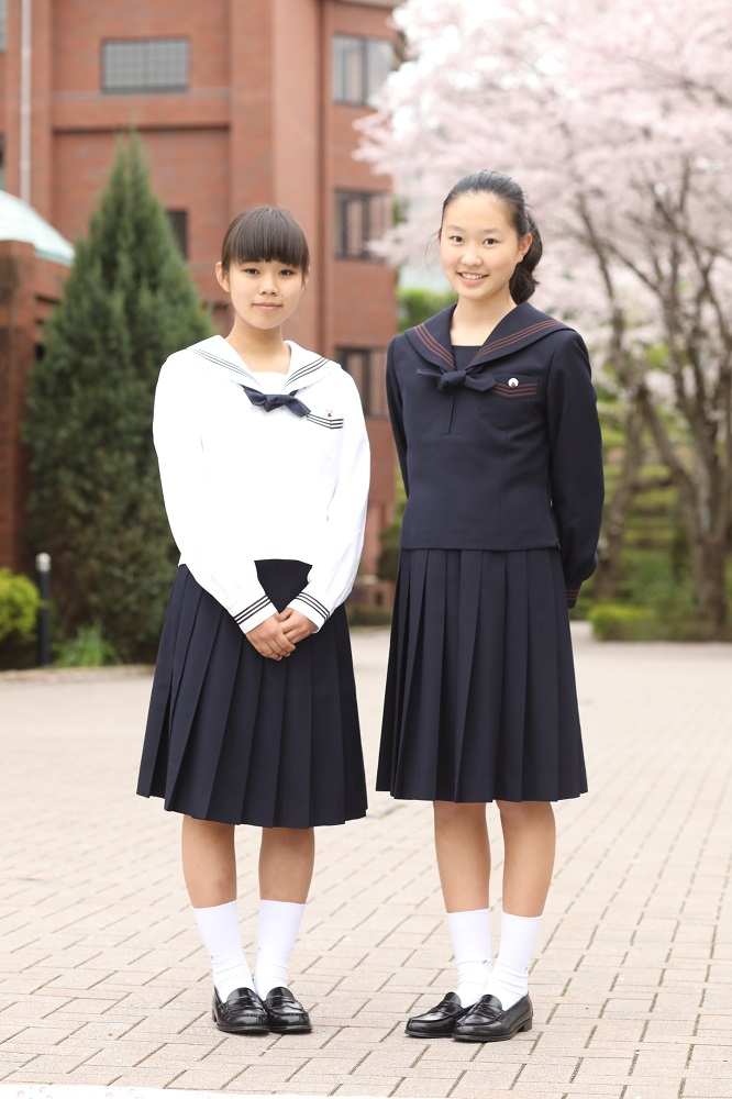 横浜富士見丘学園中等教育学校ギャラリー